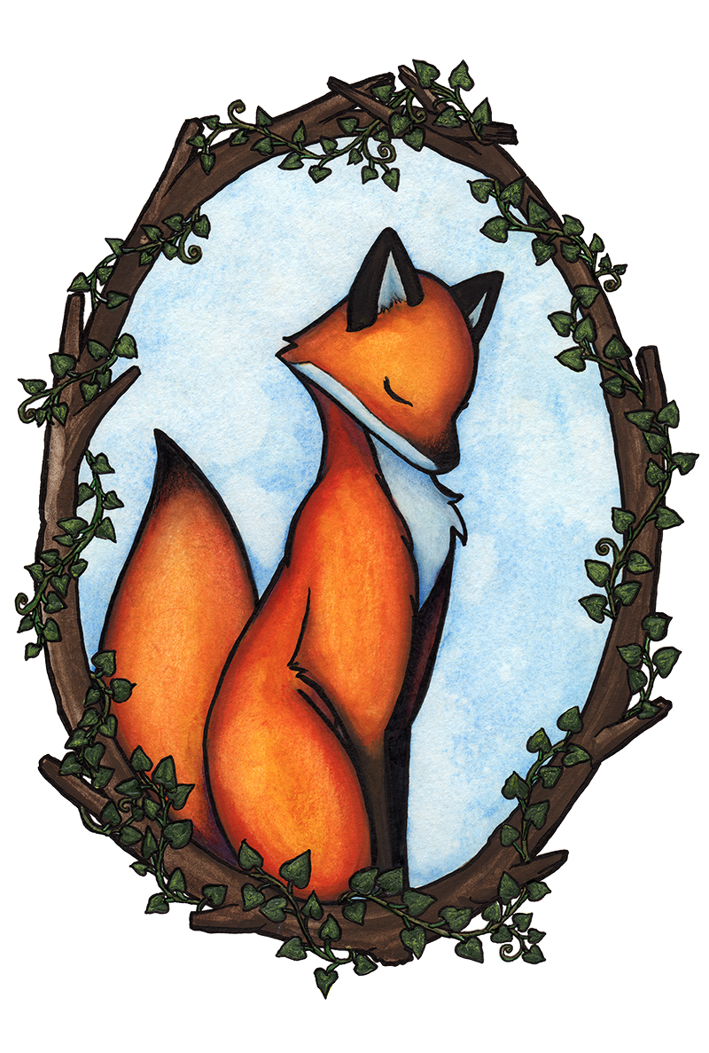Fox and Ivy