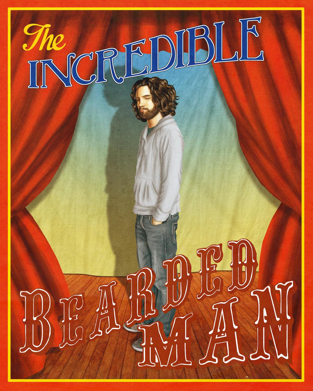 Incredible Bearded Man