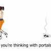Now You\'re Thinking with Portals (digital)
