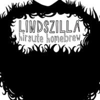 Lindszilla Hirsute Homebrew label
