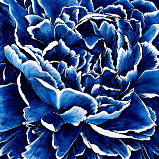 Azure (Blue Peony)